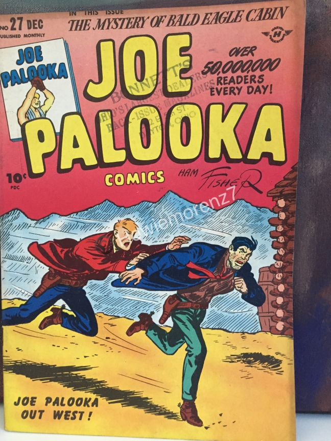 1945 Joe Palooka #27 Copy 4