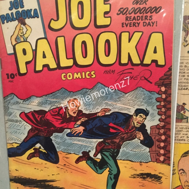 1945-joe-palooka-comic-book-with-howie-morenz-27-3-